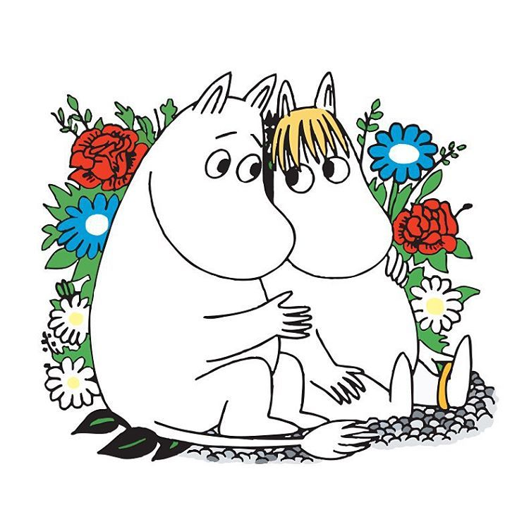 Moomin has more friends than ever bit.ly/moominfriends and to celebrate we're offering -15% on all items until Sunday July 5th with code: moominfriends