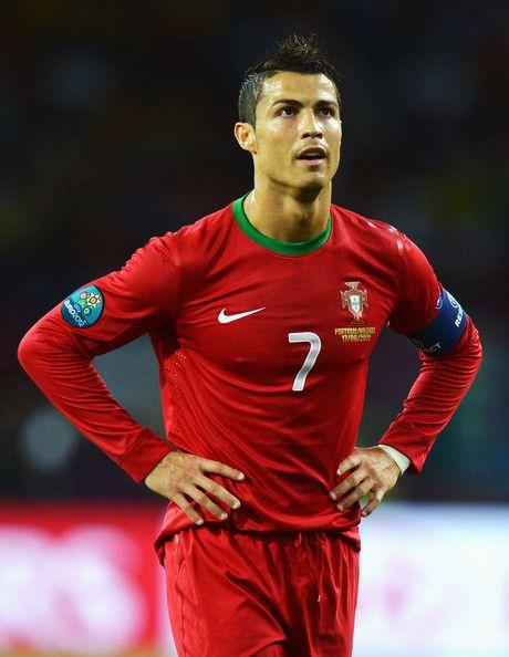 Portugal Euro 2012-Christiano Ronaldo