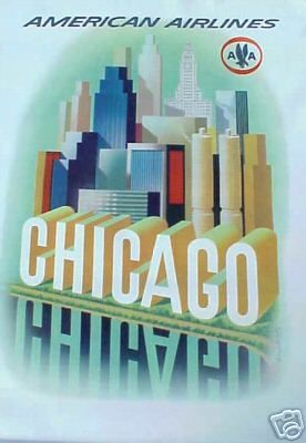 Chicago American Airlines