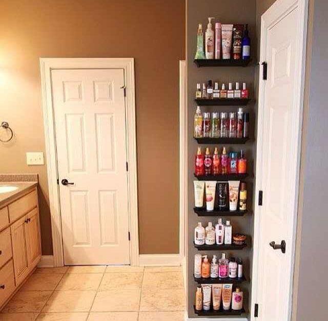 Home, Home Diy, Crown Molding Shelf