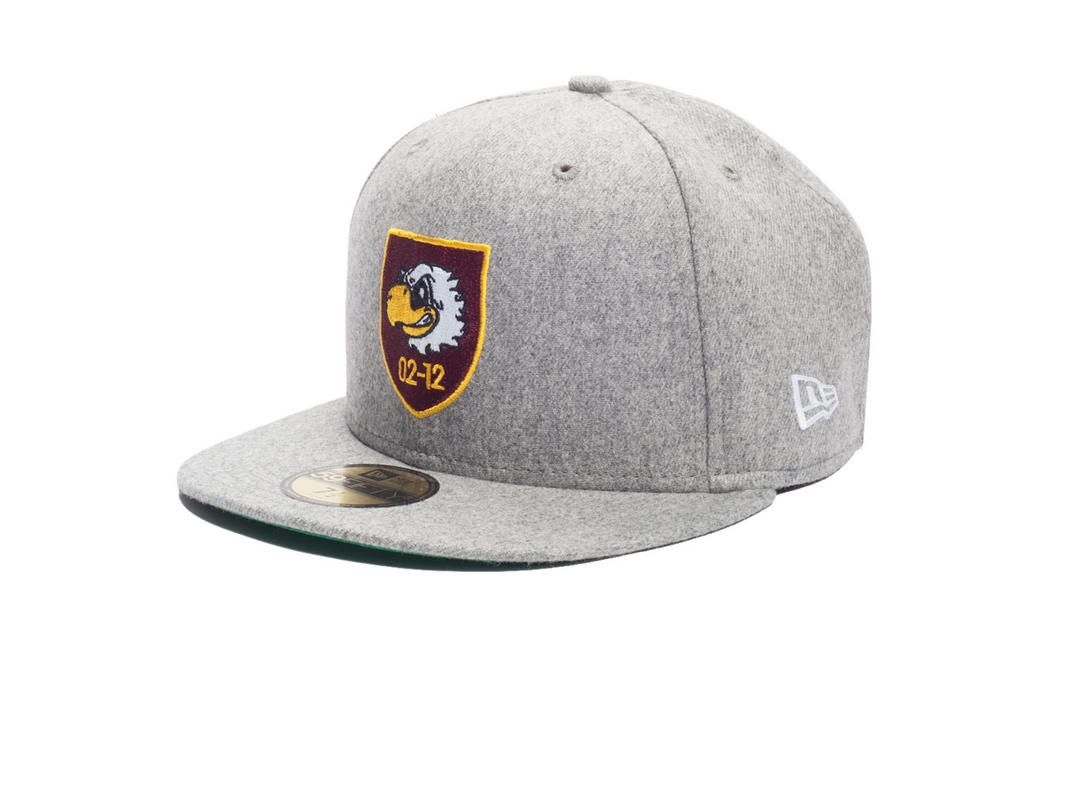 UNDEFEATED EAGLE CREST NEW ERA BALL CAP  22982581005