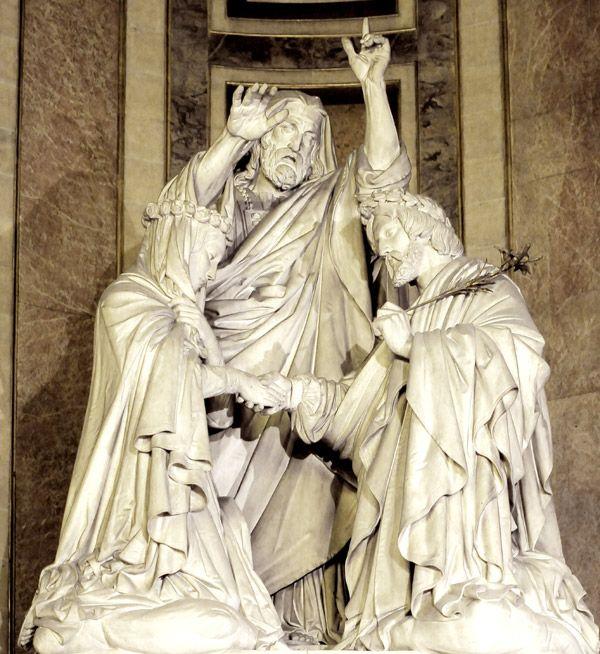 Le Mariage de la Vierge James Pra r L eglise de la Madeline á