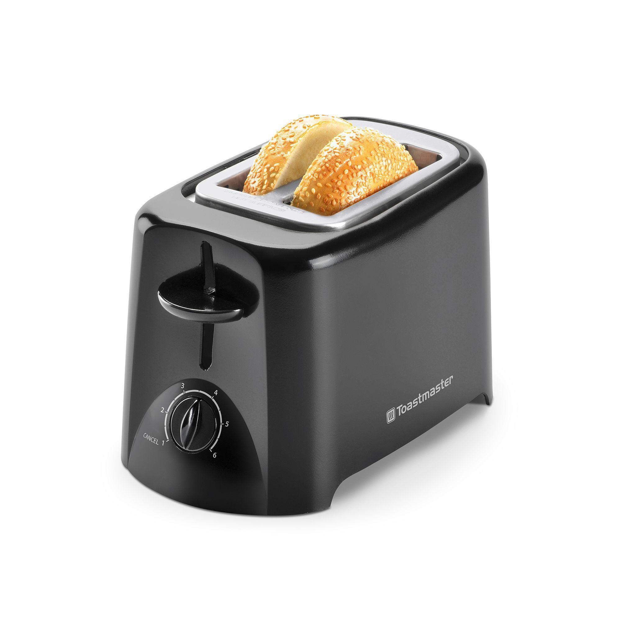 Uncategorized Toastmaster Kitchen Appliances toastmaster 2 slice toaster black toasters and products kitchens