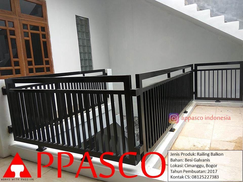 Railing Tangga Minimalis Di Cimanggu Bogor - Railing Tangga Minimalis Di  Intiland Bogor Jasa Pembuatan Railing Tangga Minimalisdi Wilaya… | Rumah,  Desain, Interior