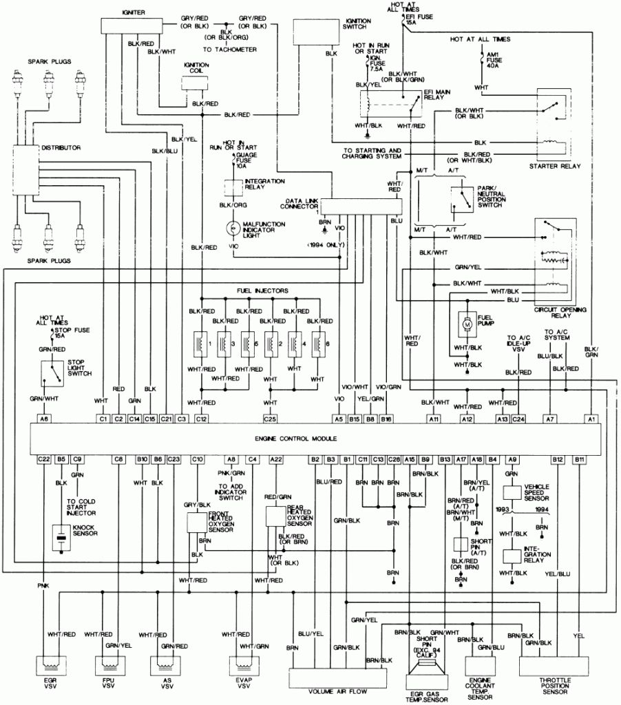 Pin By Cedrik Solorzano On Wiring Diagram Electrical Wiring Diagram Toyota Corolla Toyota Camry