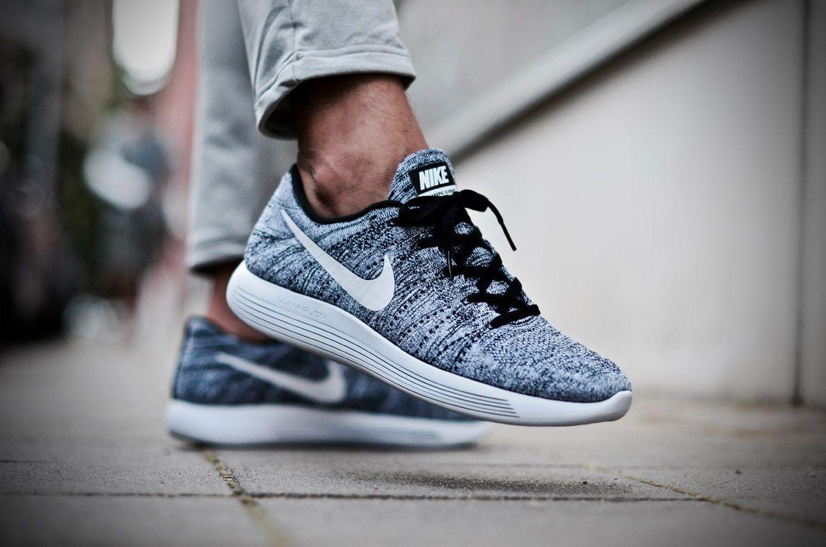Nike LunarEpic Flyknit Low 'Oreo' (843764-001) - KICKS-DAILY