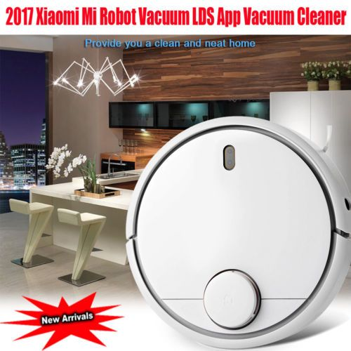 6a37a021e Original Xiaomi Mijia Smart Robot Vacuum Cleaner LSD and SLAM ...