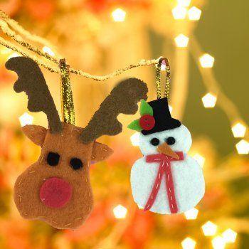 Manualidades y recetas con renos de Navidad para niños - manualidades para navidad