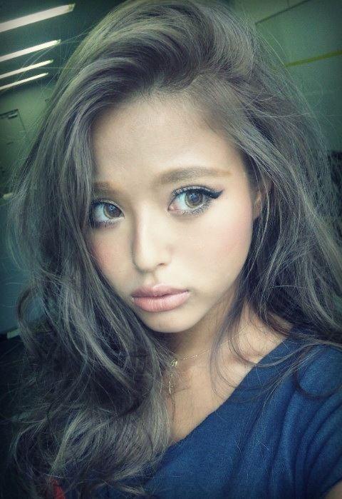 Japanese Gyaru Hair Asian Style Pinterest Gyaru Hair