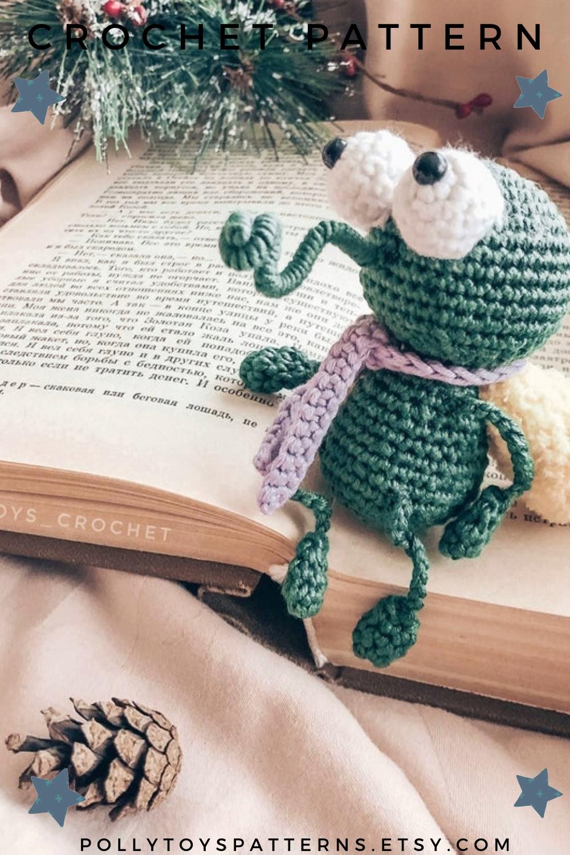 Fly coco crochet toy. Amigurumi pattern,  toy. Cro