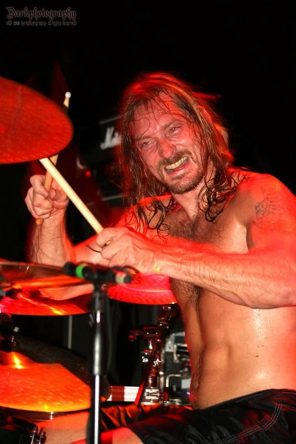 Steve Asheim - Deicide | Death metal, Metal drum, Drummer
