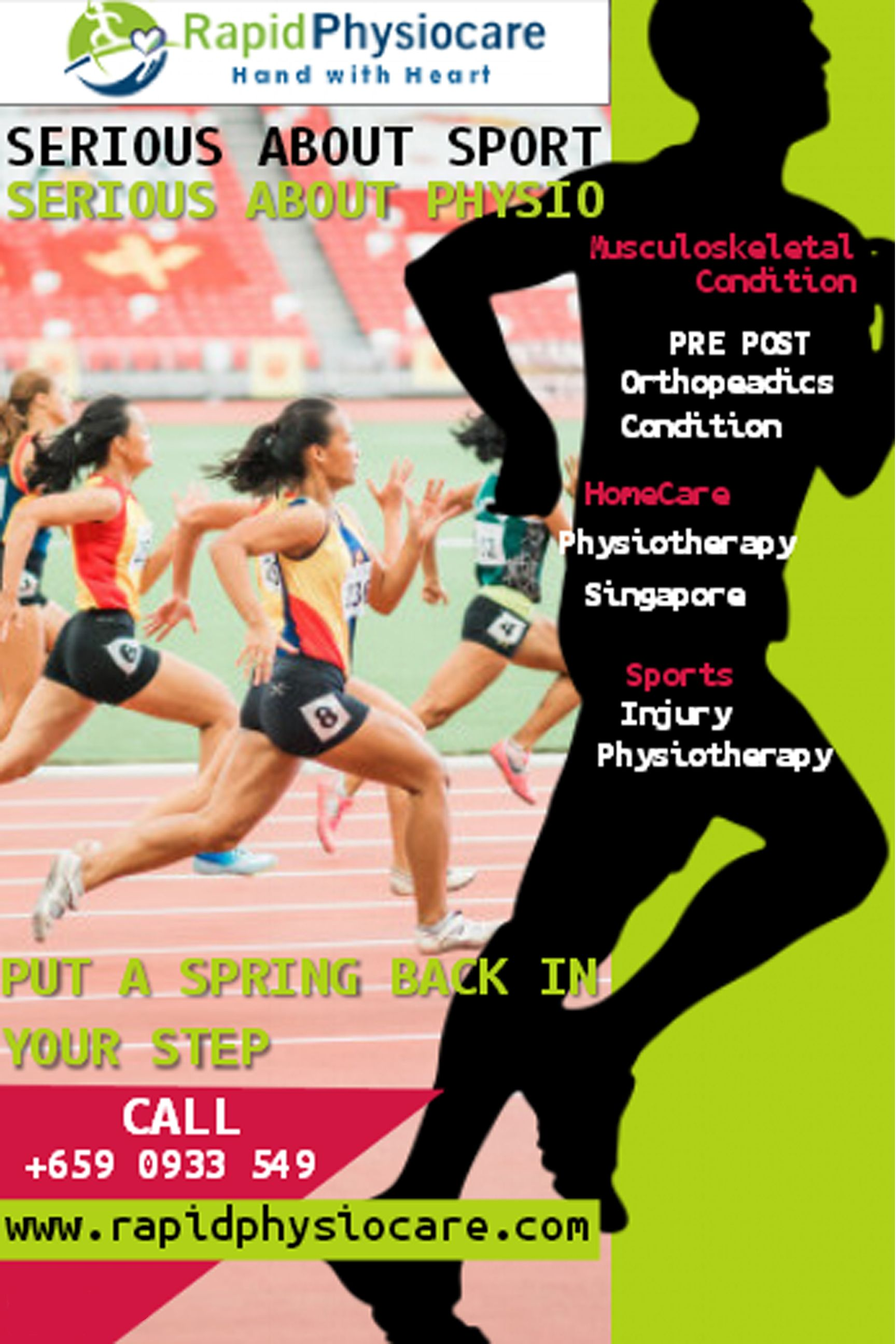 Physiotherapy Clinic Singapore Rapid Physiocare Tanjong