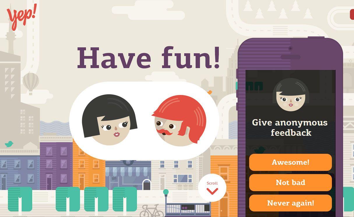 Lets Yep! Create instant meetings with fun people