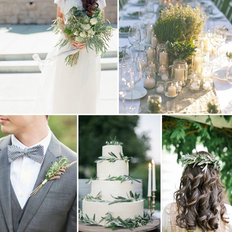 fabulous vancouver wedding NEW BLOG POST! Trend report: herbs!  by @bespokedecor  #vancouverwedding #vancouverwedding
