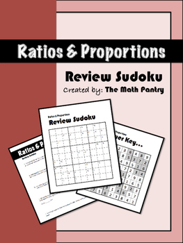 Ratios and proportions review sudoku review sudoku pinterest ratios and proportions review sudoku fandeluxe Image collections