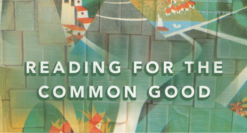 Christopher Smith's <em>Reading for the Common Good</em>, Free for CaPC Members