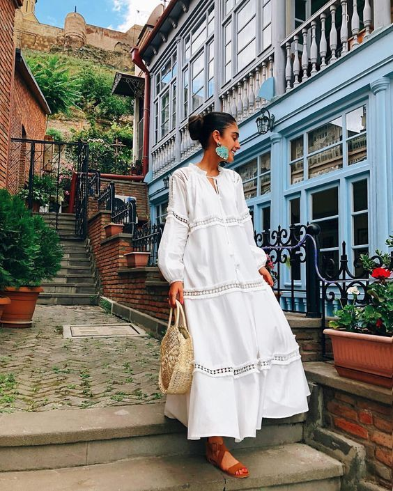 Whether youre into maxi dresses or minis off the shoulder styles or the floaty and frilly kind the perfect summer vacation dress is an essential item to have on hand for...