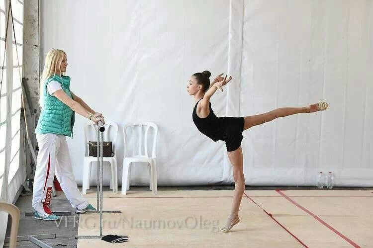The beauty of training♥