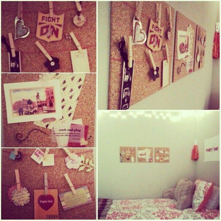 diy dorm room wall art. my crafty diy usc college dorm room wall art decorations. ♥