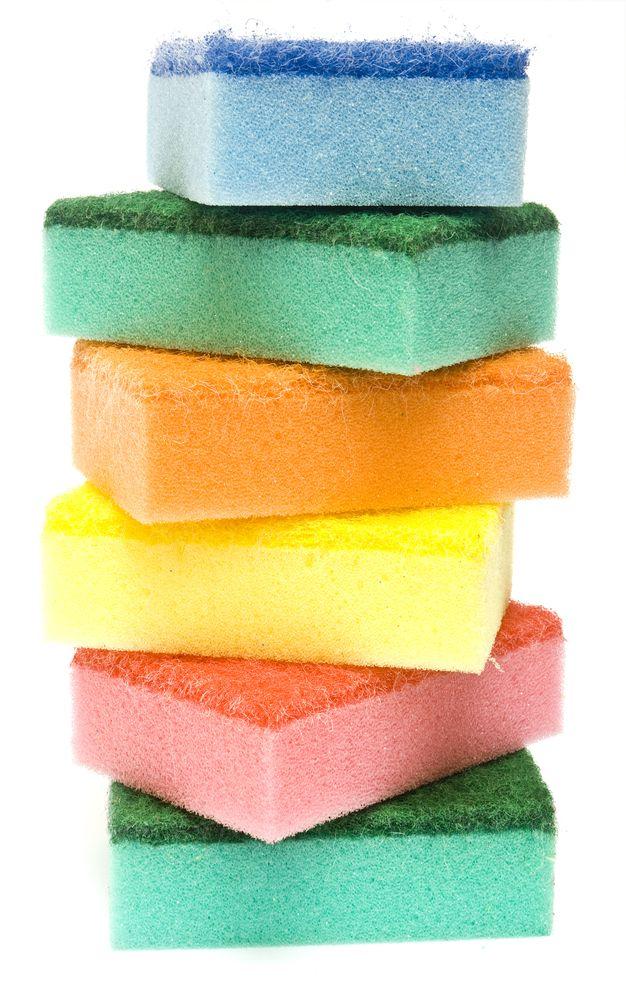 Dos And Don'ts Of Kitchen Sponge Safety  Food Safety  Public Classy Kitchen Sponge Decorating Inspiration