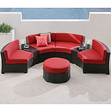 Find This Pin And More On Outdoor Living Room By Animalette. Palma Outdoor  Furniture   Jcpenney ...