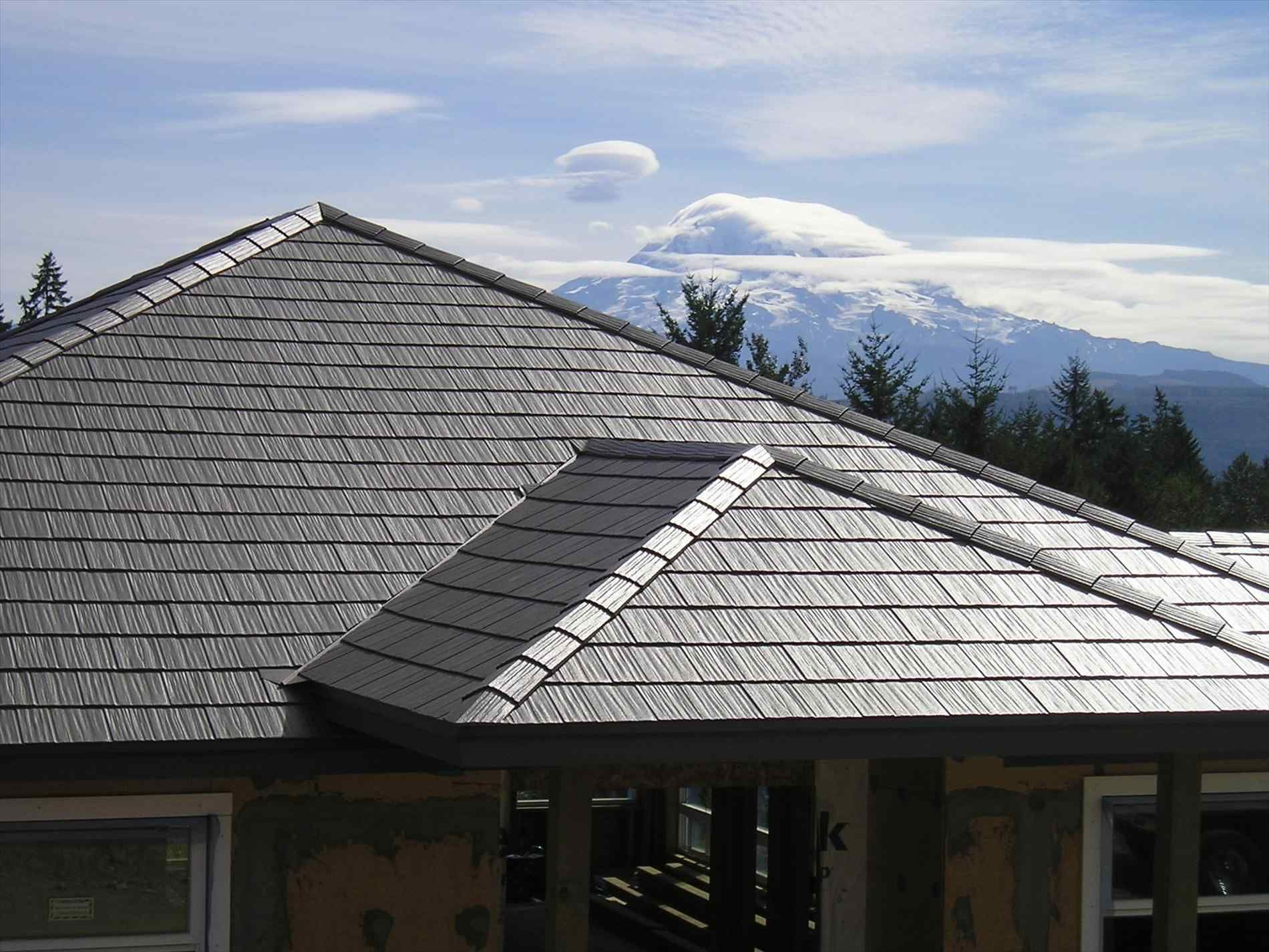 Best Metal Roof Shingles Disadvantages Solar Roof Metal Roof 400 x 300