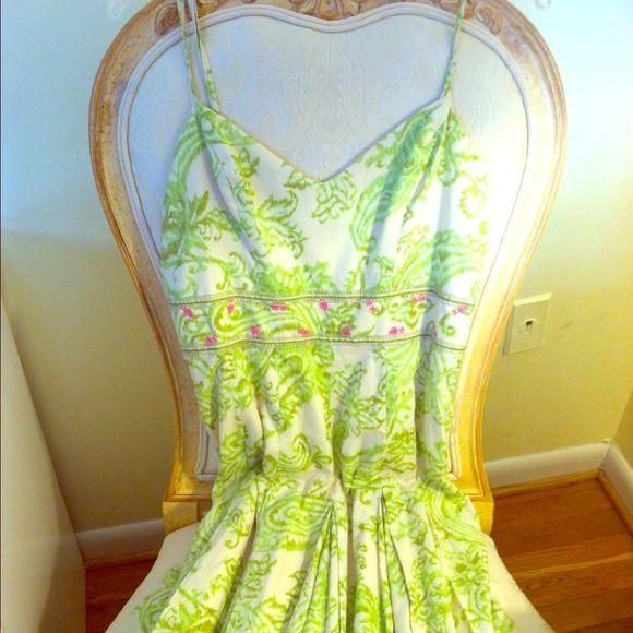 "Spotted while shopping on Poshmark: ""Maria Bianca Nero dress""! #poshmark #fashion #shopping #style #Maria Bianca Nero  #Dresses & Skirts"