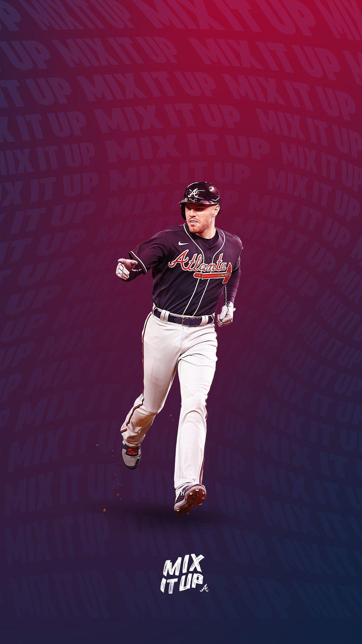 Atlanta Braves On Twitter In 2021 Atlanta Braves Atlanta Braves Wallpaper Braves