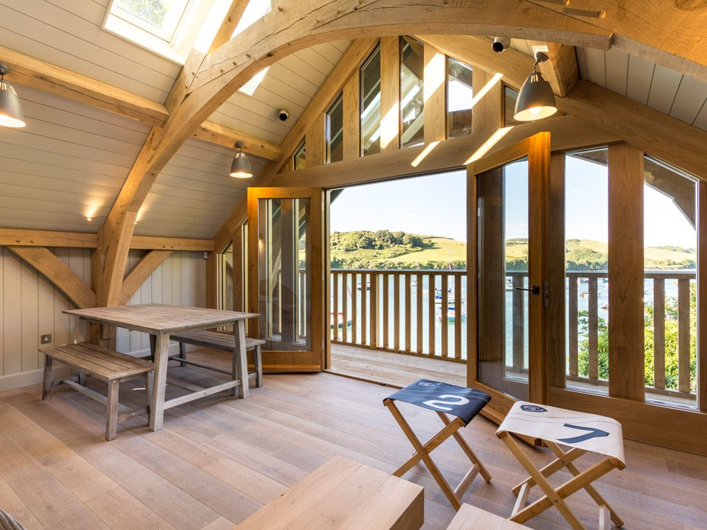 Couchtisch Montain Oak Complete Bespoke Oak And Timber Frame Buildings Modern Frame