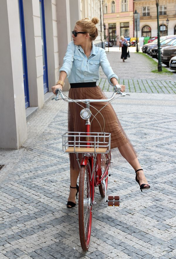 I Need An Outfit Like This For When David And I Go Riding Around