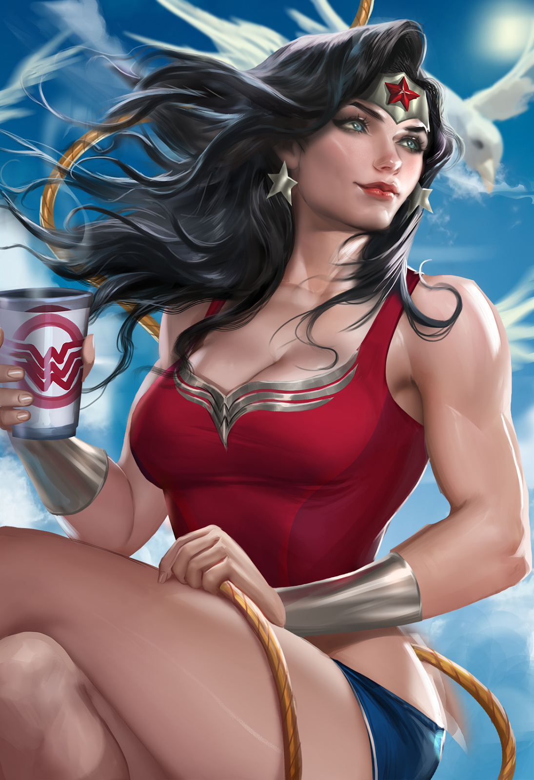 Female Superhero Hentai with pictures of the day [*-^] anime kawaii, ecchi girl, the best