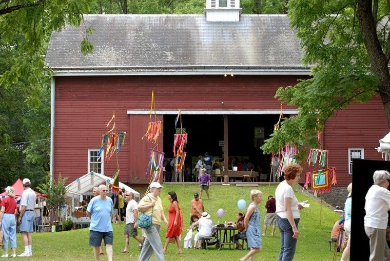 Tinicum Park Barn Bucks County, PA Local entertainment