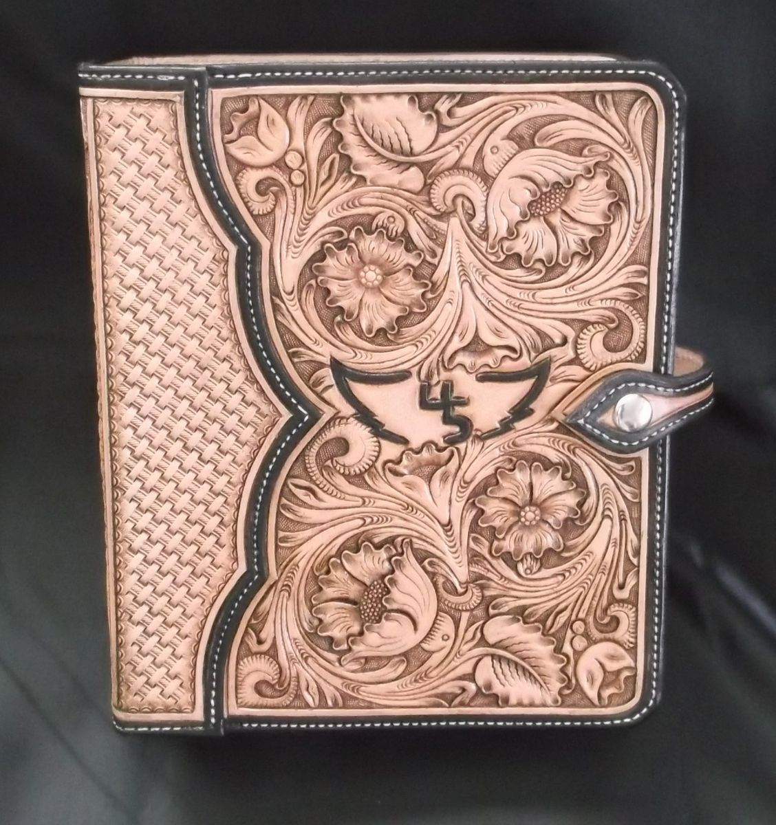 Hand Crafted Custom Leather Notebooks and Binders by Double U Leather | CustomMade.com