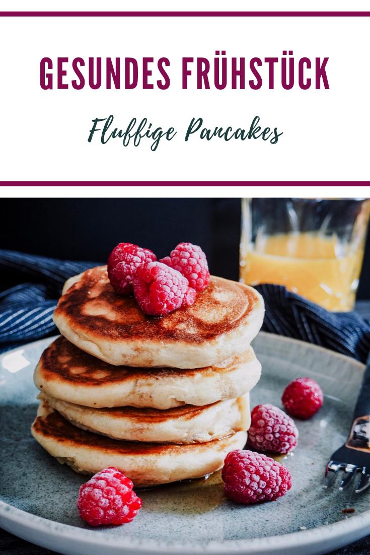 Photo of Fluffige gesunde Pancakes für das perfekte Sonntags-Frühstück | Caramel Brownie