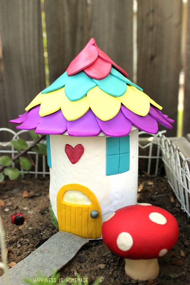 Make house modelling clay
