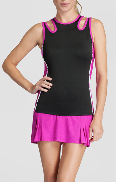 Kerry Tank Vibrant Hues Tail Activewear Women S Tennis Fashion Apparel Tennis Outfit Women Active Wear For Women Tennis Clothes