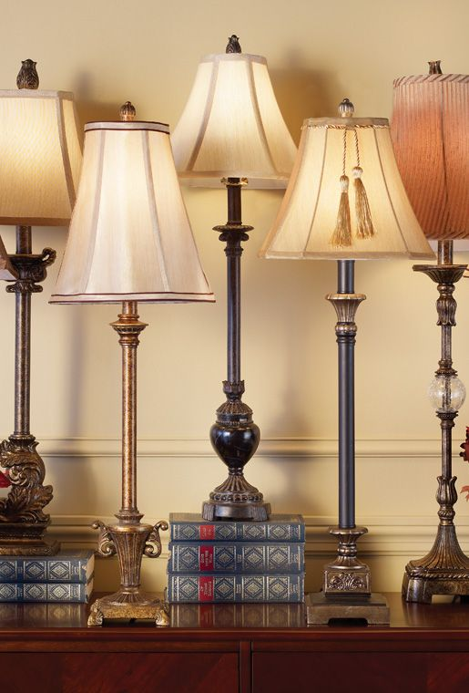 Various Table Buffet Lamps From Bombay Co Buffet Table Lamps Buffet Lamps Furniture Styles