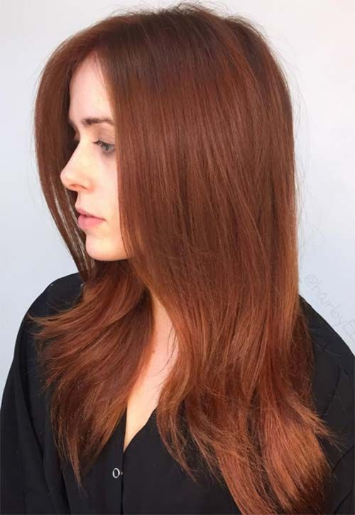 50 Copper Hair Color Shades To Swoon Over Hair Color Auburn