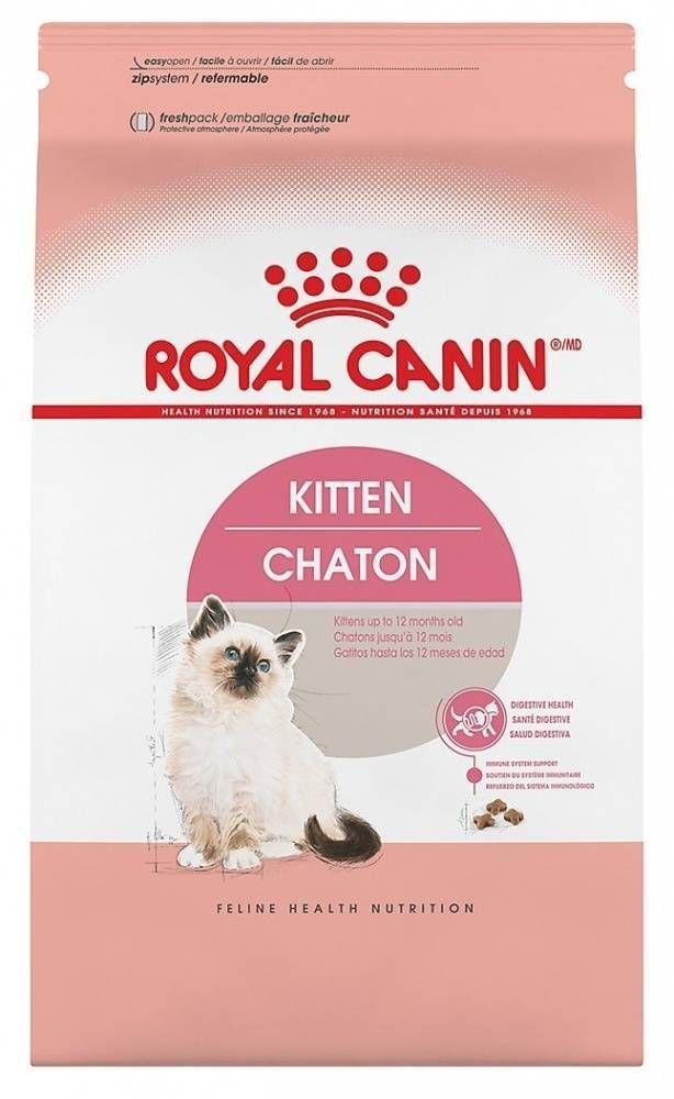 Royal Canin Feline Health Nutrition Kitten Dry Kitten Food