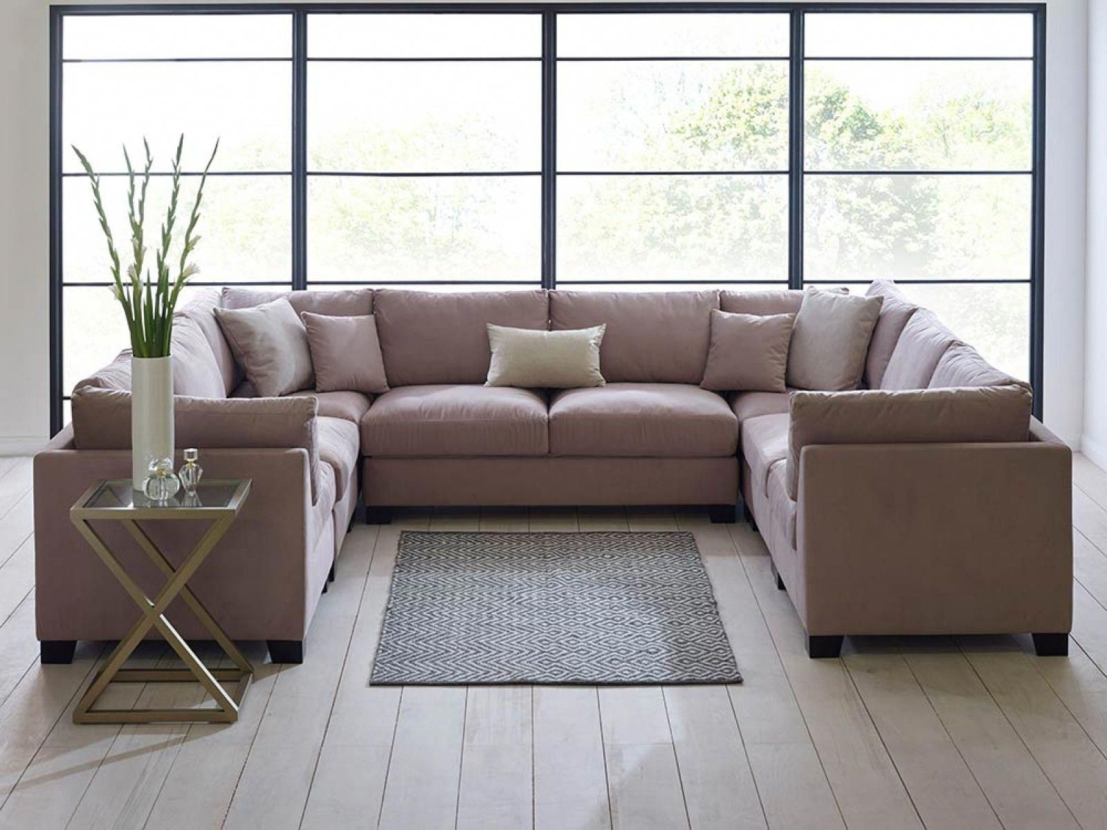 Sectional Sofa Double Chaise Sectional Sofas With Sleeper
