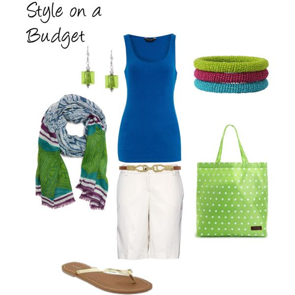 Style on a Budget, created by jlacy1010 on Polyvore
