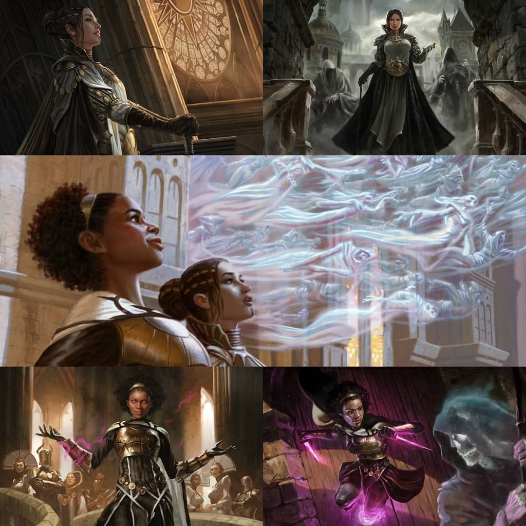 200 Ravnica Ideas Mtg Art Magic The Gathering Fantasy Art I actually believe that the orzhov will be lead by kaya, the ghost assassin! 200 ravnica ideas mtg art magic the