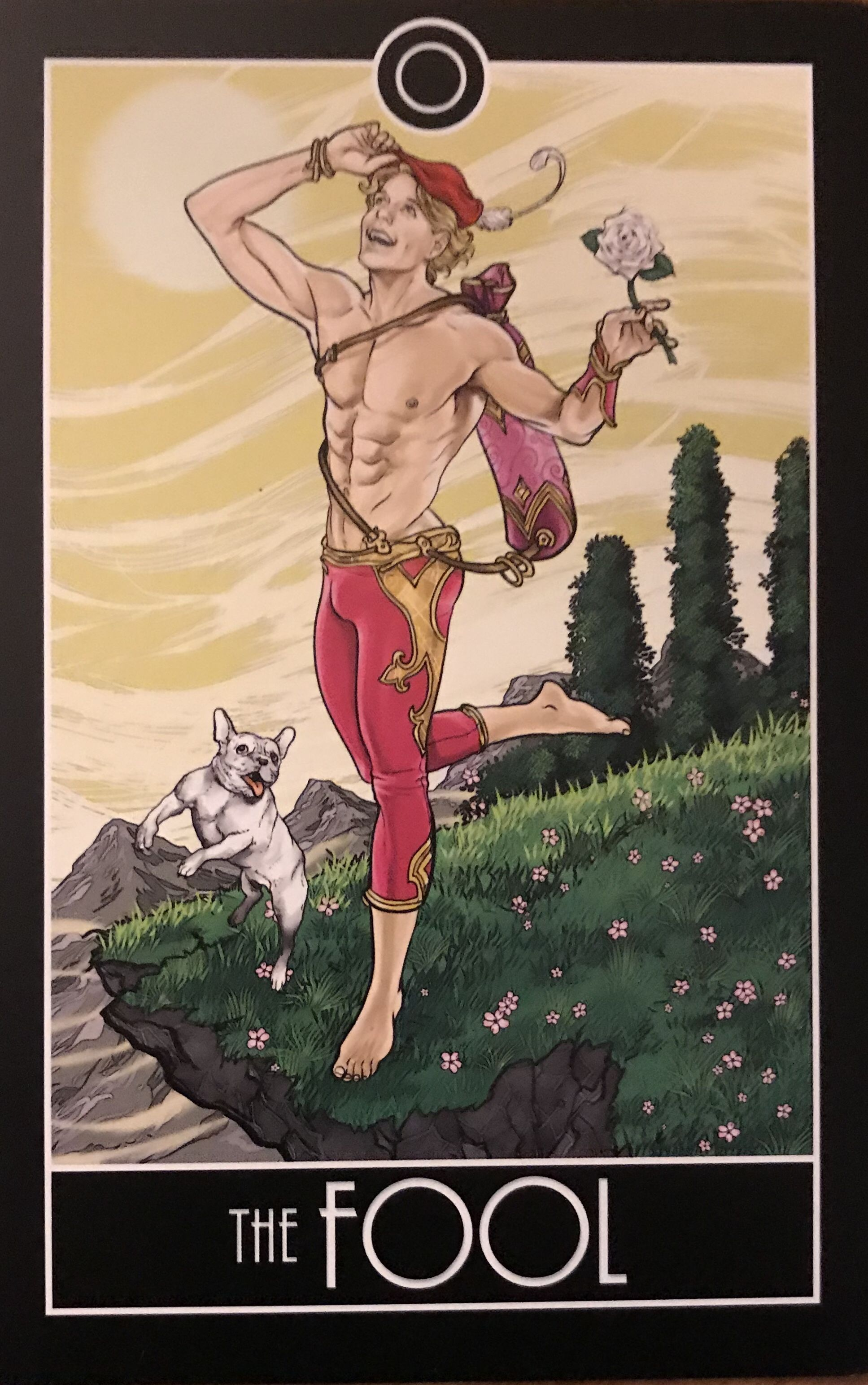 Card of the day the fool wednesday july 10 2019