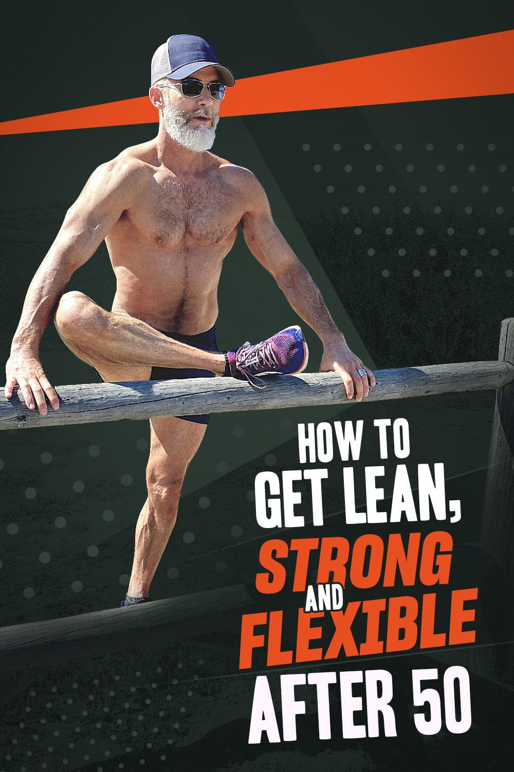 It is possible to get leaner, stronger, and more flexible – even after the age of 50. Click-through...