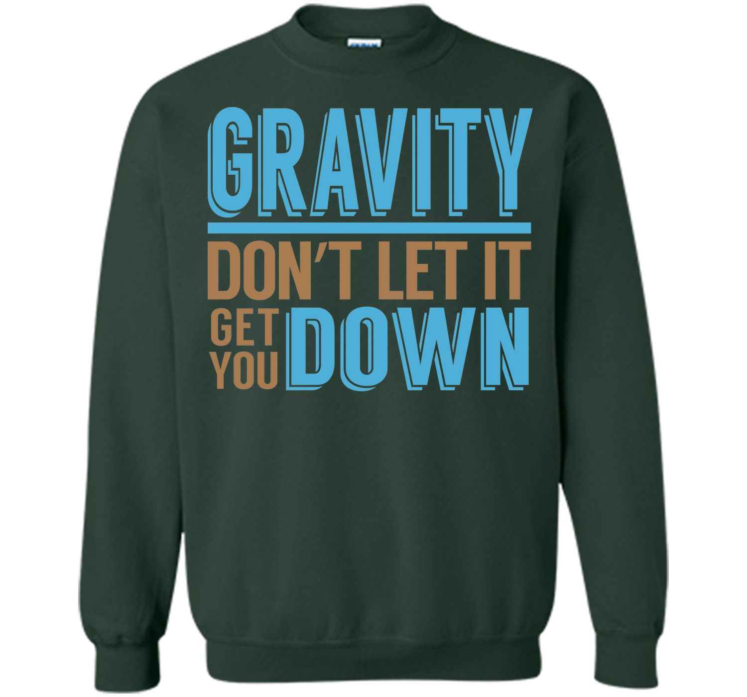 Gravity Down T-Shirt