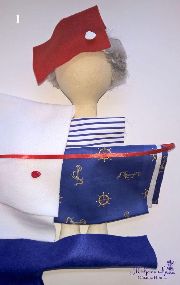 Шьем комплект одежды для куклы-большеножки. Часть 2 - Ярмарка Мастеров - ручная работа, handmade