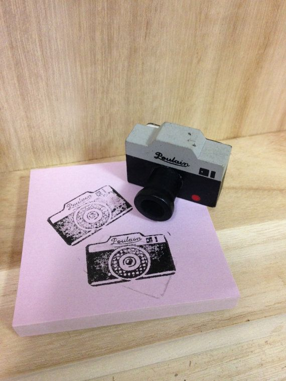 Stamp Camera Stamp Container