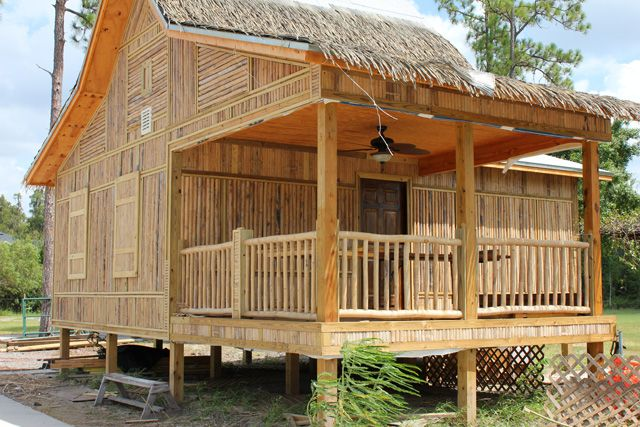 Inside Bahay Kubo Design Google Search Bamboo House Design