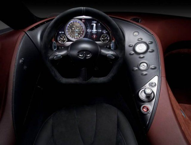 The Most Luxurious Car Interiors Crazy Magazine