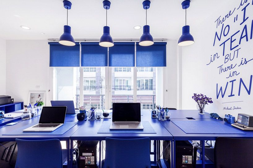 apostrophy's saturates apos² office in thailand with primary colors